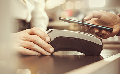 Comfort and hygiene: contactless payment systems push their way into the market