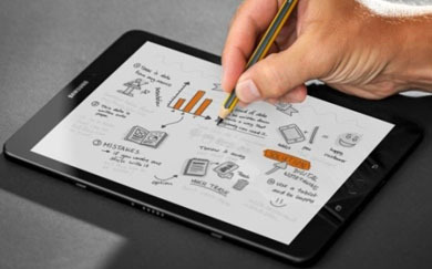 The stationery market is becoming ever more digital