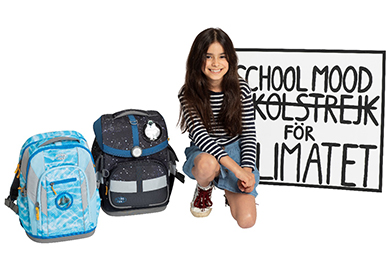 SCHOOL MOOD - climate-neutral backpacks