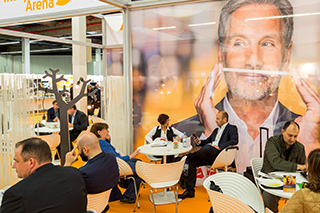 PartnerLounge Highlight in Halle 3